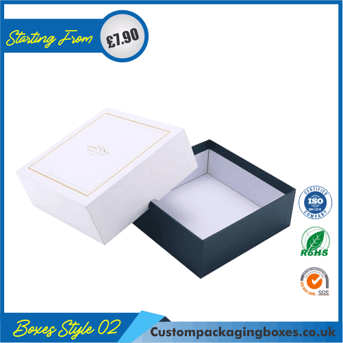 Gift Boxes With a Lid 02