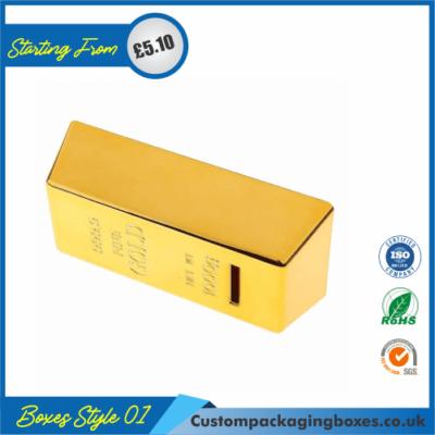 Ingot Gift Box With Sleeve 01
