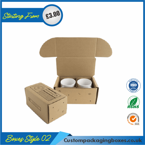Kraft Gift Box with Lid 02