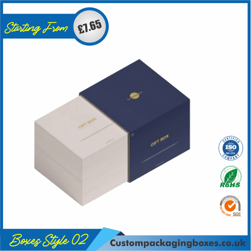Long Gift Box with Sleeve 02