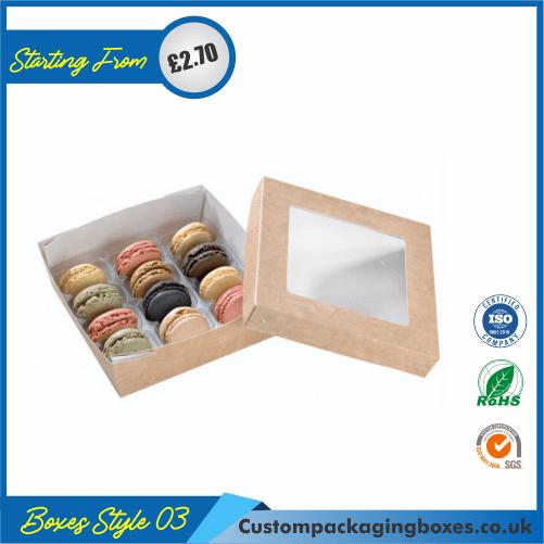 Macaron Box 03
