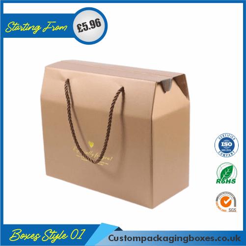 Original Cardboard Gift Bag 01