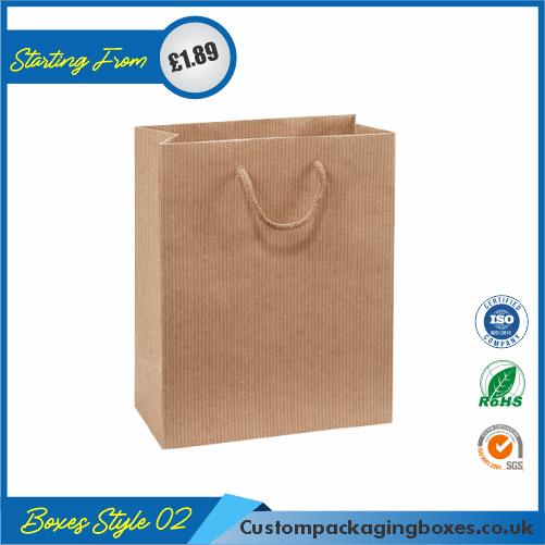 Original Cardboard Gift Bag 02