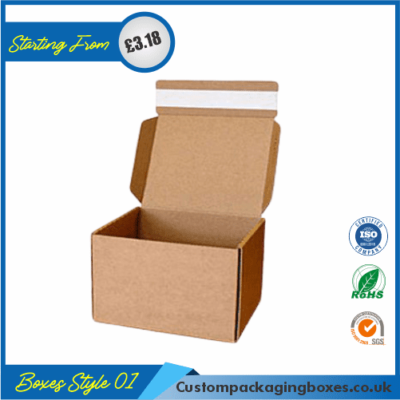 Pack of 100 A5 Deep Gift Packaging Boxes 01