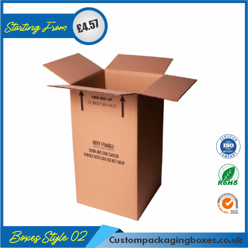 Pack of 100 A5 Deep Gift Packaging Boxes 02