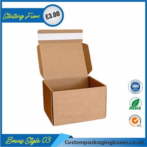 Pack of 100 A5 Deep Gift Packaging Boxes 03