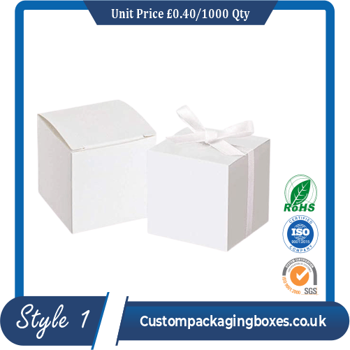 Small Gift Boxes with Ribbon