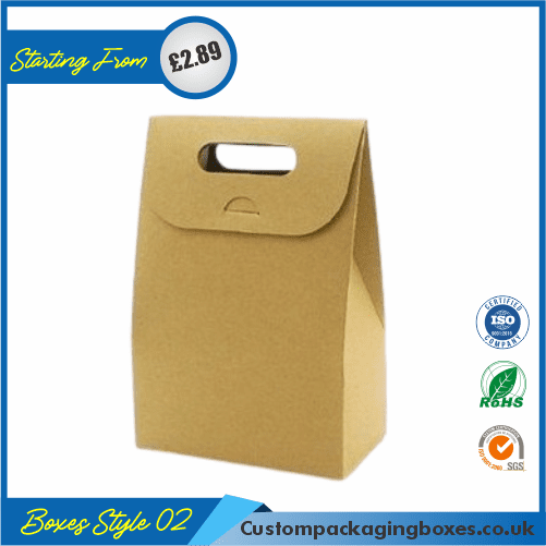 Paper Bag With Handle 02