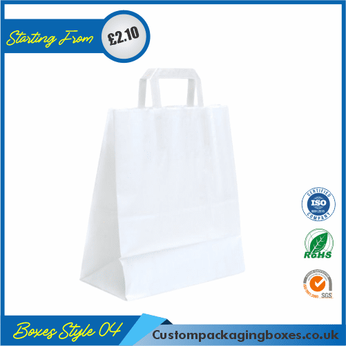 Paper Bag With Handle 04