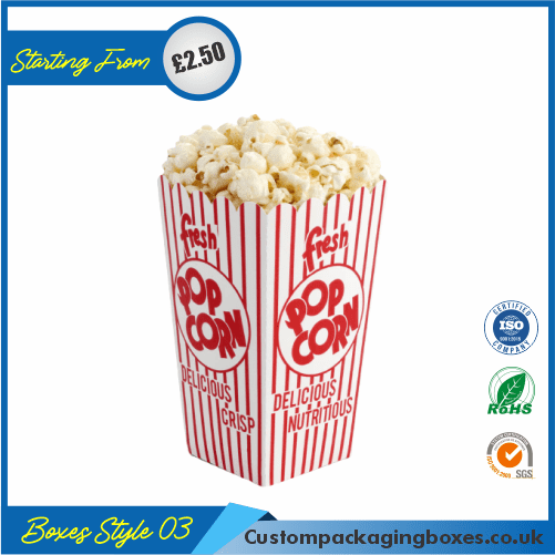 Popcorn Box for Parties and Events 03