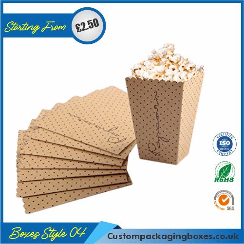 Popcorn Box for Parties and Events 04