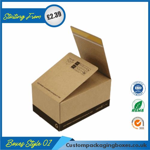Premium Postal Box 01