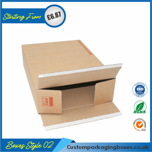 Premium Postal Box 02