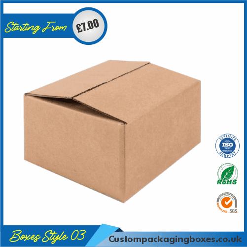 Premium Postal Box 03