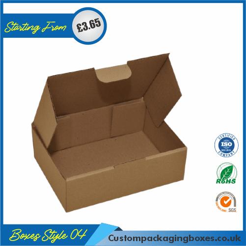 Premium Postal Box 04