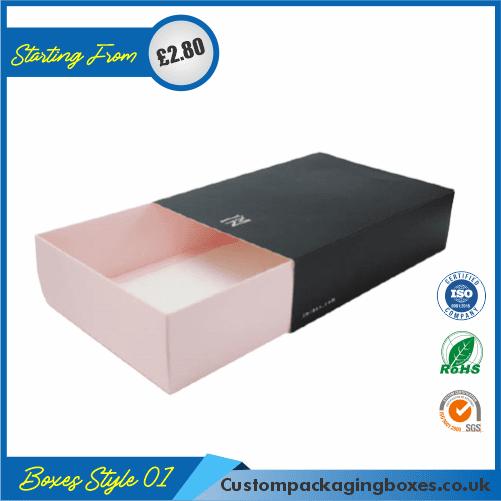 Presentation Box With Lid 01