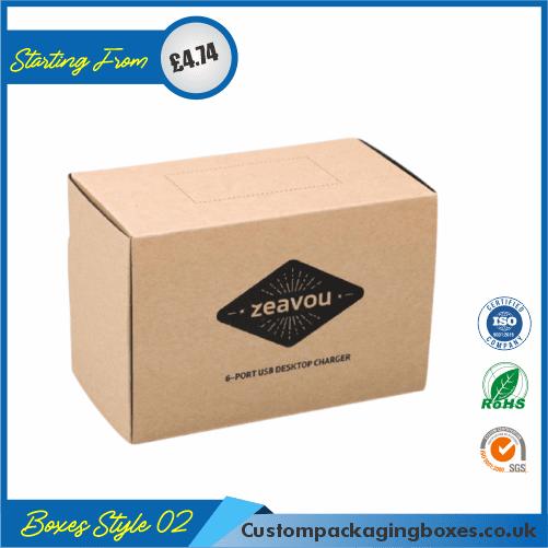 Presentation Box With Lid 02