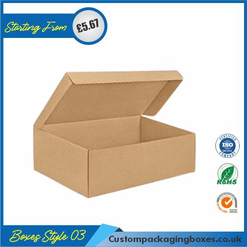 Presentation Box With Lid 03