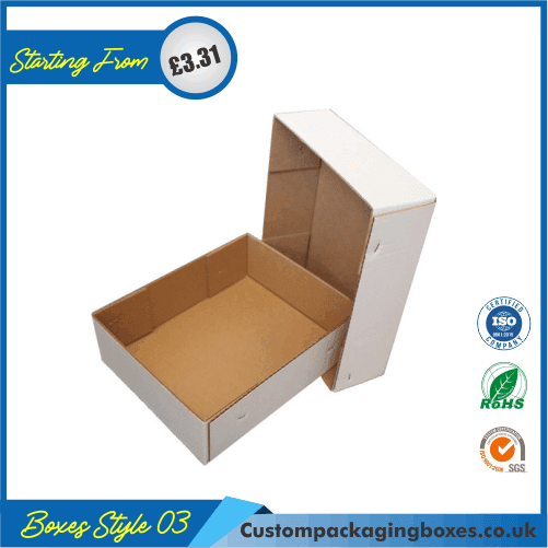 Presentation box, lifting lid 03