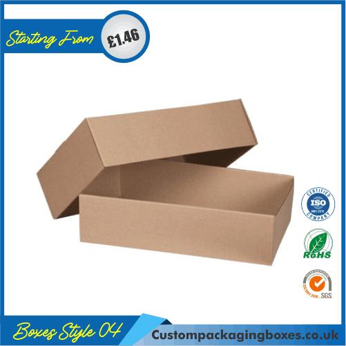 Presentation box, lifting lid 04