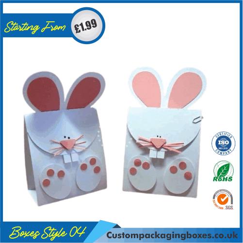 Rabbit shaped gift box 04