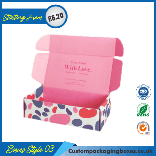 Rectangle Gift Boxes with Lids 03