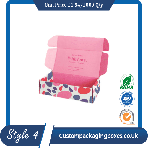 Rectangle Gift Boxes with Lids