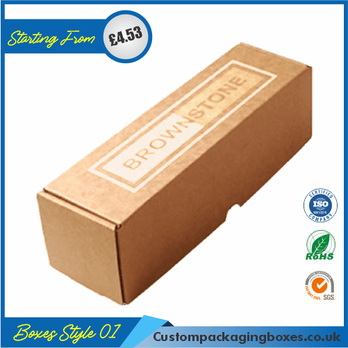 Rectangular Shipping Boxes 01