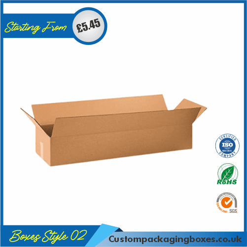 Rectangular Shipping Boxes 02
