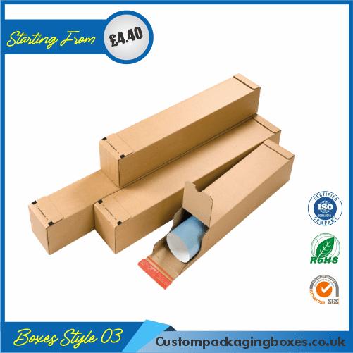 Rectangular Shipping Boxes 03