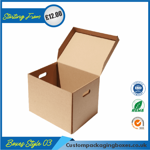Shipping Boxes With Lid 03