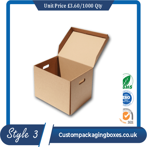 Shipping Boxes With Lid