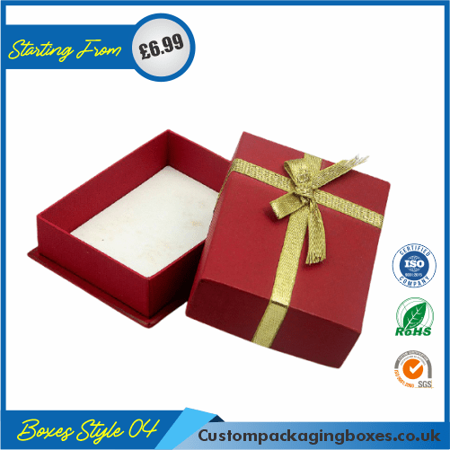 Small Gift Box With Lid 04