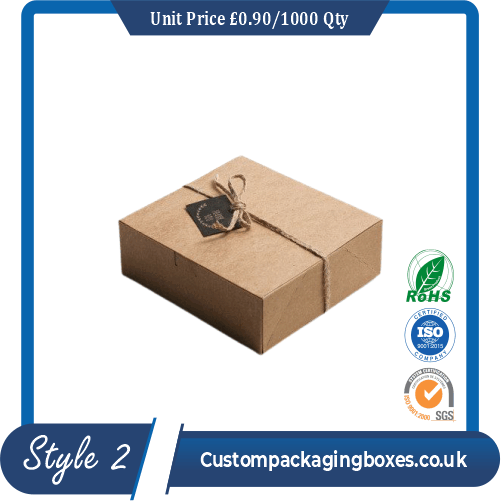 Small Gift Box With Lid