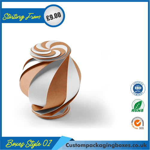 Spiral Gift Box 01