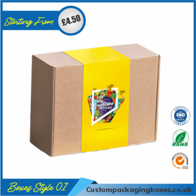 Split Gift Box with Sleeve 01