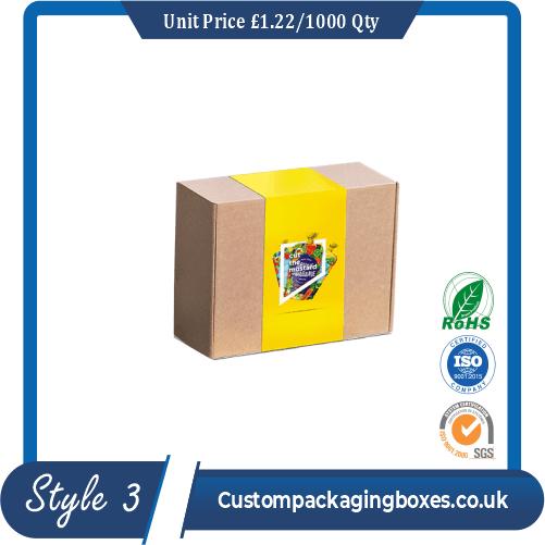 Split Gift Box with Sleeve