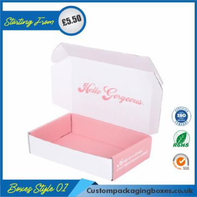 Square Box for Beauty Creams 01