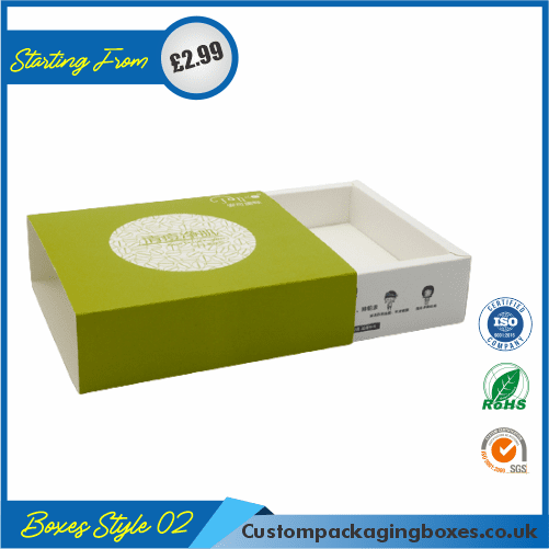 Square Box for Beauty Creams 02
