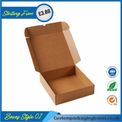 Square Gift Box With Lid 01