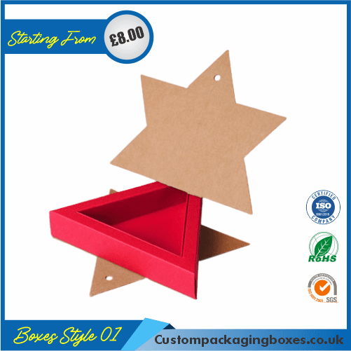 Star-Shaped Box 01