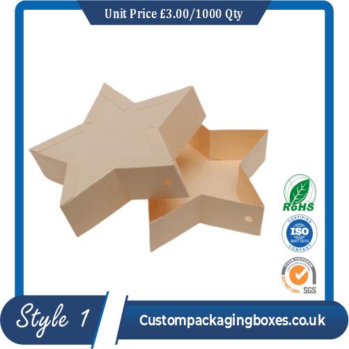 Star-Shaped Box