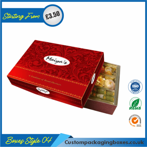Sweet Gift Box With Sleeve 04