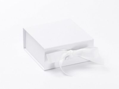 White Small Gift Boxes uk