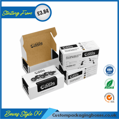 Automobile Packaging Boxes 04