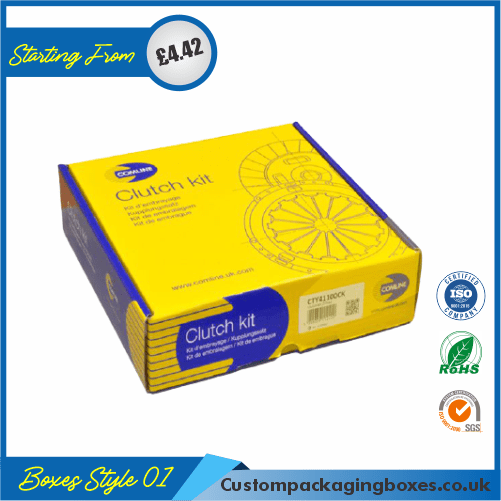 Automotive Packaging Boxes 01