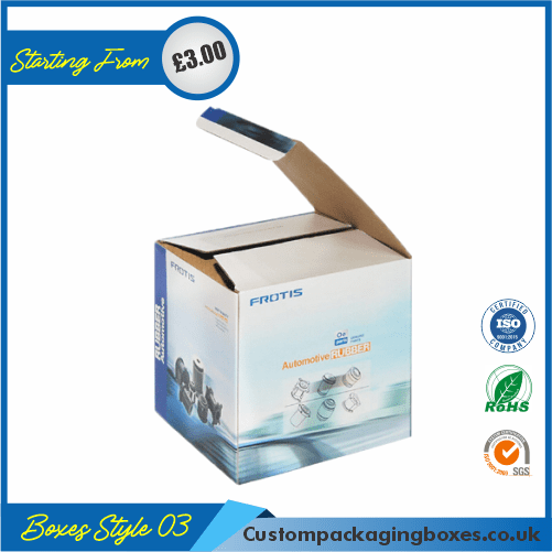 Automotive Packaging Boxes 03