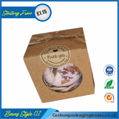 Bath Bomb Packaging Boxes 01
