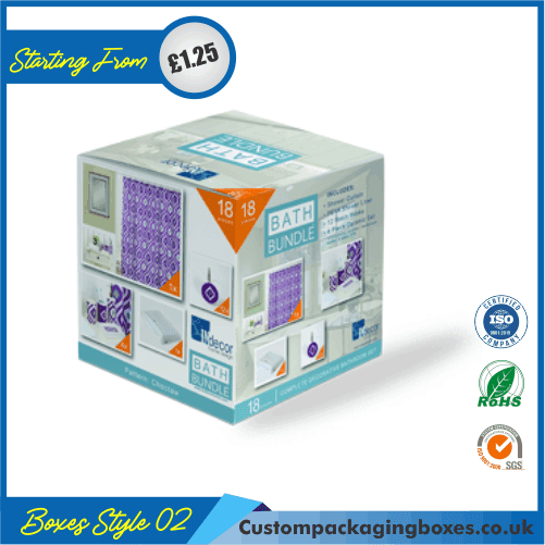 Bath Set Packaging Boxes 02
