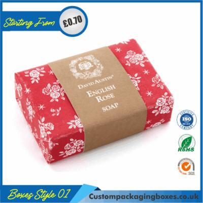Bath Soap Boxes 01